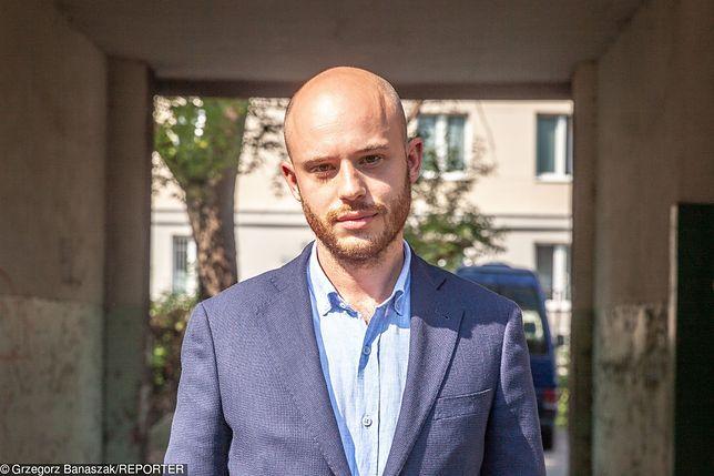 Jan Śpiewak, kandydat na prezydenta Warszawy