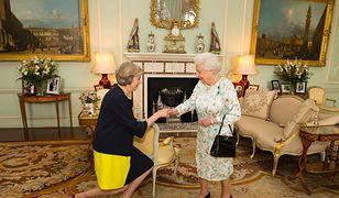 """Theresa May. """"Stalowa dama"""", następczyni Thatcher"""
