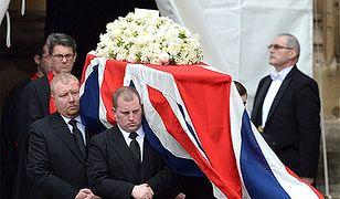 Ostatnie pożegnanie Margaret Thatcher