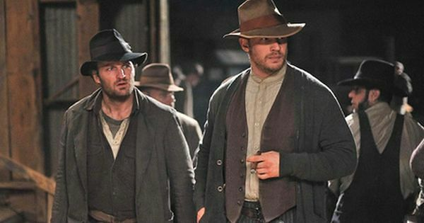 ''Lawless'': Zdesperowani gangsterzy Shia LaBeouf i Tom Hardy