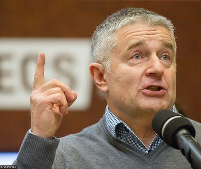 Władysław Frasyniuk skrytykował Dominika Tarczyńskiego. Poseł PiS opublikował nagranie z Adamem Michnikiem