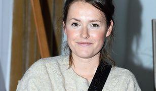 Olga Frycz jest mamą rocznej córki