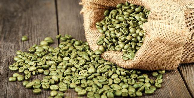 Zielona kawa dla aktywnych i dbających o linię