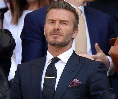 Wydał fortunę, by wyglądać jak Beckham. Rezultaty?