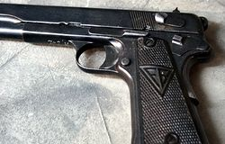 Był jednym z najlepszych pistoletów w historii