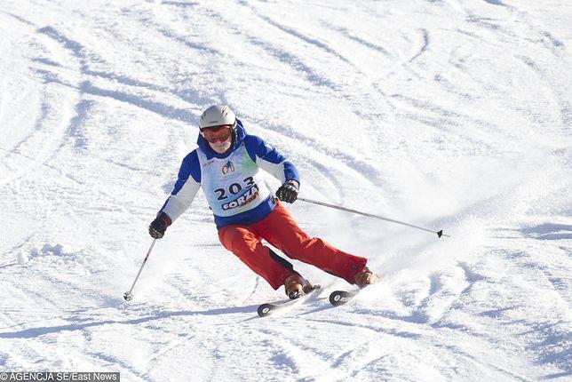 Prezydent był na nartach także w lutym tego roku