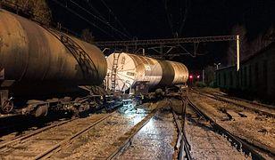 Śląsk. Wykolejenie wagonów w Czechowicach-Dziedzicach. Utrudnienia dla pasażerów