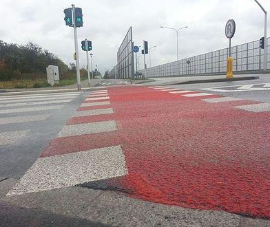 Są nowe drogi dla rowerów na Nowolazurowej