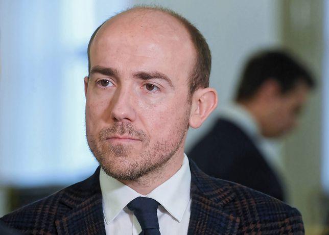 Borys Budka, wiceprzewodniczący PO