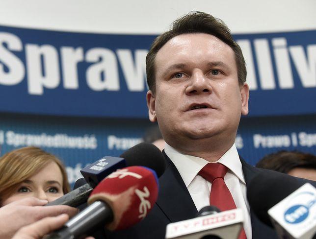 Dominik Tarczyński uważa, że pomysły lewicowych polityków przybierają kuriozalną postać