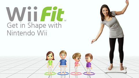 Guru fitness pozwie Nintendo za Wii Fit