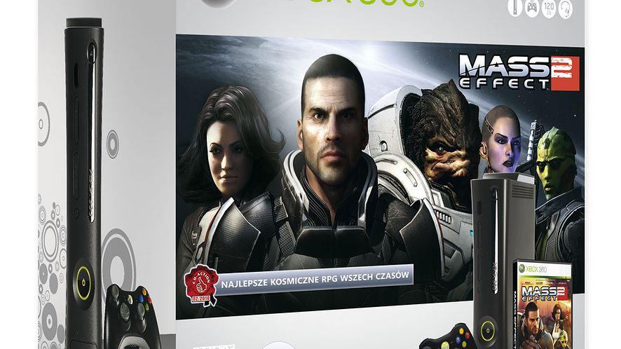 Pojawi się zestaw Xbox 360 z Mass Effect 2