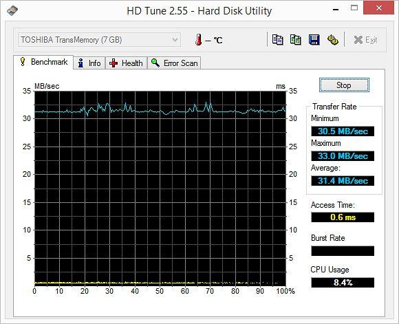 Toshiba USB 2.0 HDT