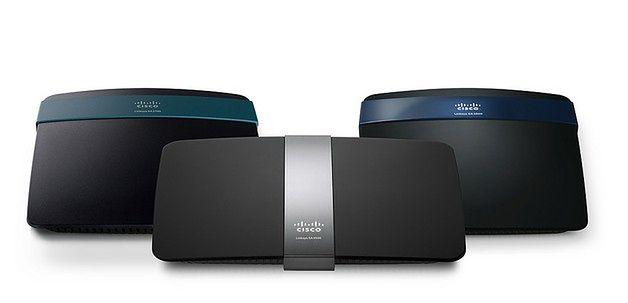 Modem Linksys Smart Wi-Fi