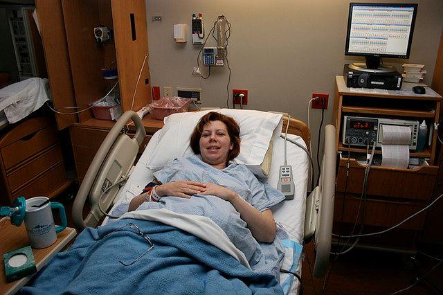 Bezpieczeństwo w czasie porodu