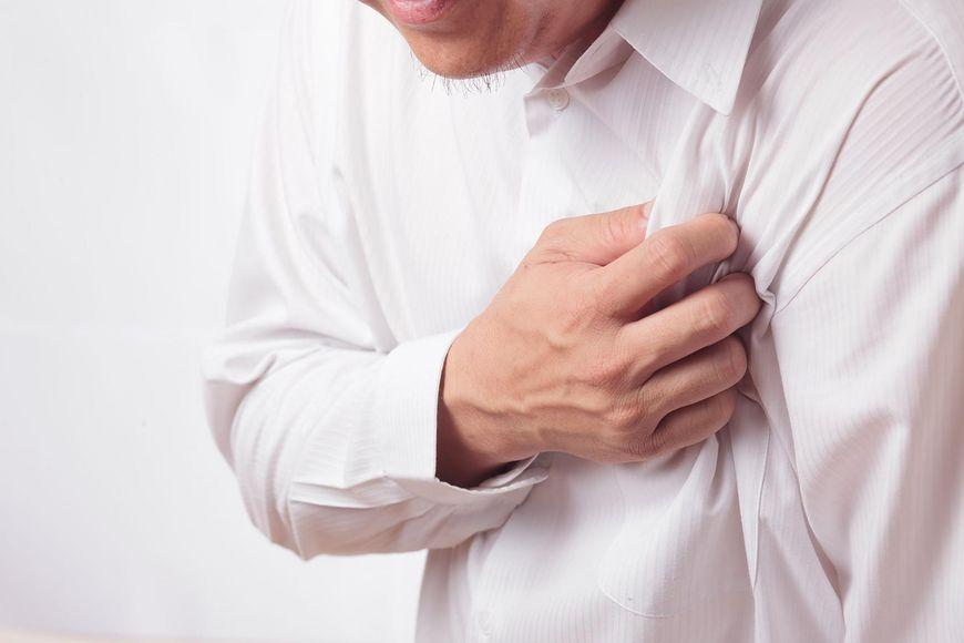 Choroba niedokrwienna serca - ok. 1 mln Polaków