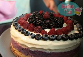 Przepis na pyszne letnie ciasto z lodami