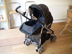 Wybór wózka dla dziecka
