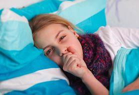 Kaszel i choroby układu oddechowego dziecka - dowiedz się więcej