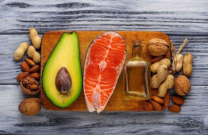 Wielonienasycone kwasy tłuszczowe z rodziny omega-3