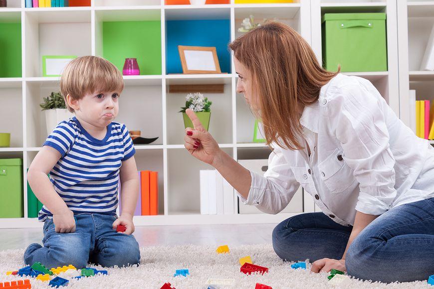 Nie wchodź z dzieckiem w dyskusje