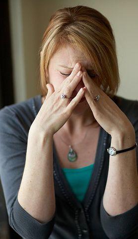 Napięcie emocjonalne może wywołać hiperprolaktynemię - jedną z przyczyn niepłodności