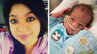 Niewiarygodne! Dziecko urodziło się po śmierci matki