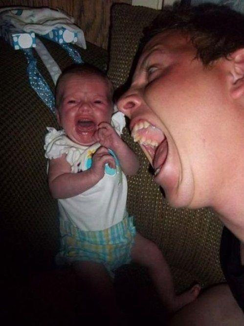 Dziecko przestań płakać!