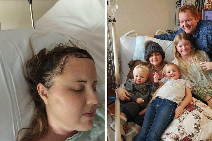 Zrezygnowała z chemioterapii, żeby uratować nienarodzone dziecko