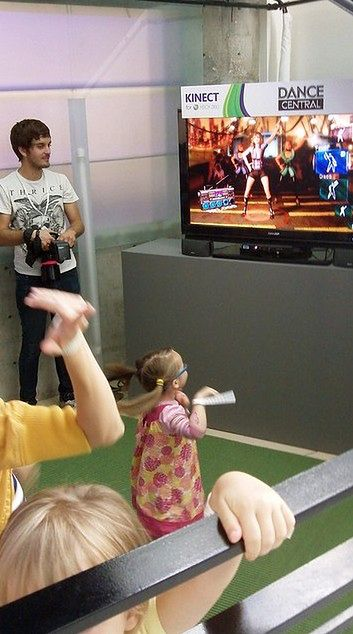 Kinect - gry taneczne