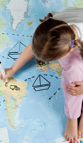 Wycieczka z dzieckiem nie musi być męcząca - zobacz, jak ją sprawnie zorganizować