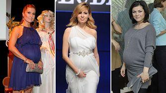 Polskie gwiazdy, które straciły pracę przez ciąże
