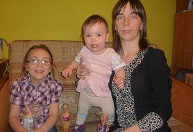 Potrzebne wsparcie dla dwuletniej Magdy Sojki - pomożecie?