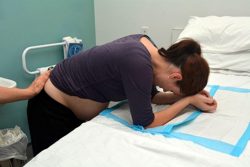 Poproś o reaksujący masaż
