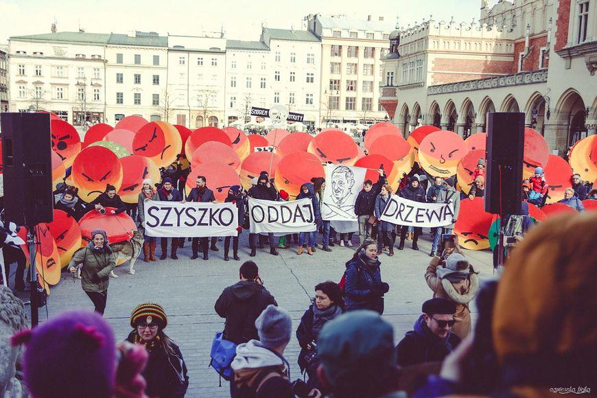 Czysty Protest Kraków