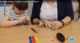 Liczydełka sensoryczne sposobem na kreatywną zabawę z dzieckiem
