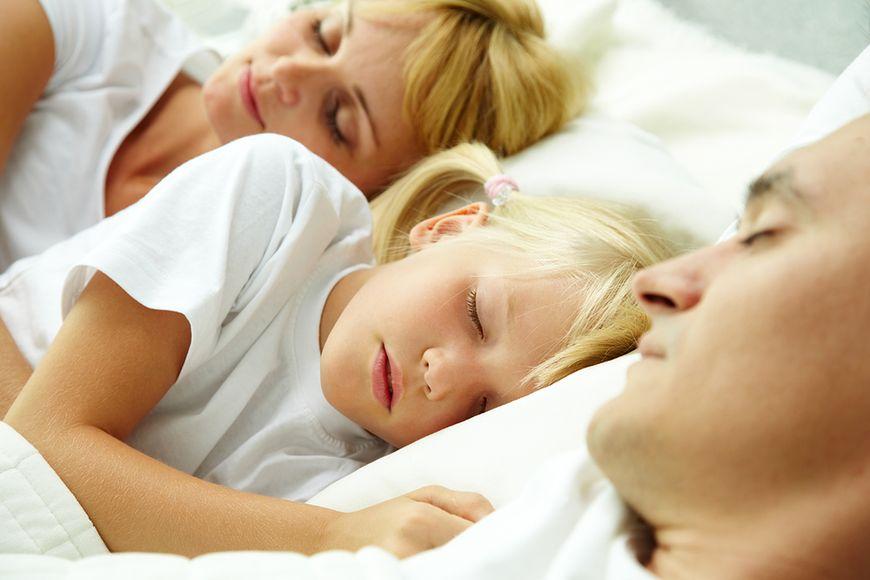 Spać jak dziecko