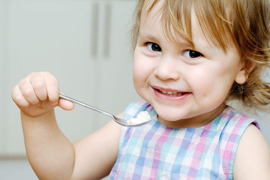 Szczypta smaku w dziecięcym menu