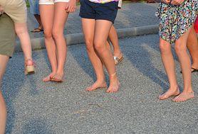 Pilates sposobem na zgrabne nogi