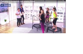 Jumping fitness, czyli jak schudnąć, skacząc na trampolinie