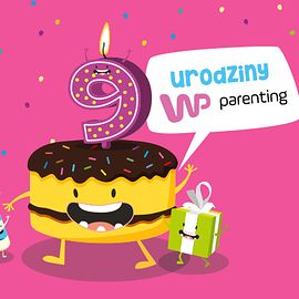 Urodziny WP parenting