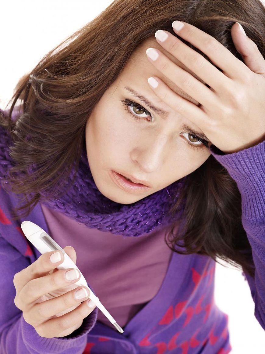 Gorączka to nie choroba, a jej objaw