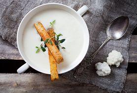 Zupa krem z kalafiora - idealny pomysł na gorącą kolację