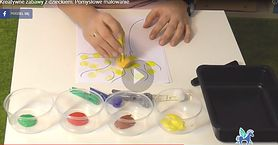 Pomysłowe malowanie! Zobacz, jak ciekawie zorganizować dziecku czas