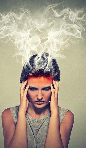 Czy bóle głowy mają coś wspólnego z nerwicą?