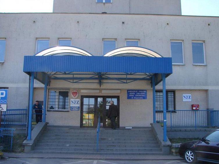 Szpital Specjalistyczny w Staszowie - 832.15 pkt.