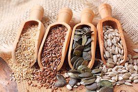 Nasiona, które warto włączyć do codziennej diety