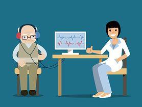 Pogorszenie słuchu może dotyczyć każdego, więc badaj się regularnie