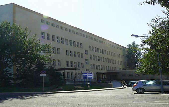 Szpital Specjalistyczny Ducha Świętego w Sandomierzu - 795.33 pkt.