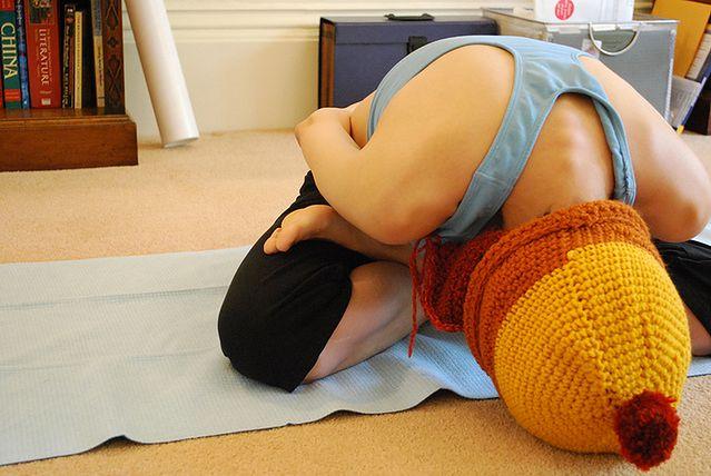 Dbanie o kręgosłup w ciąży